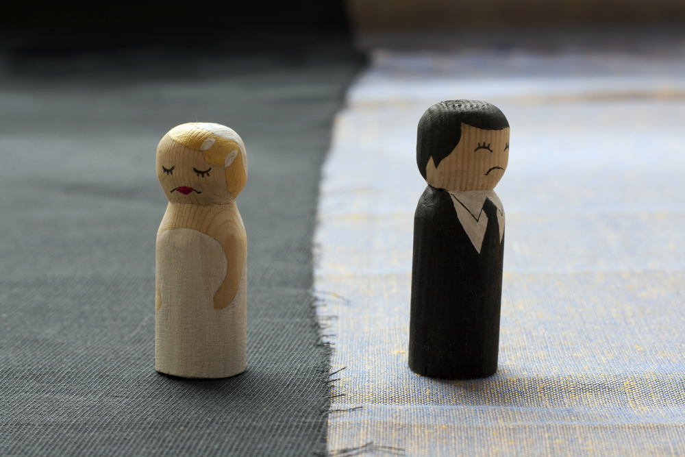 Separation, divorce, family law